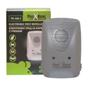 Elektronický plašič hlodavcov PR-500.3