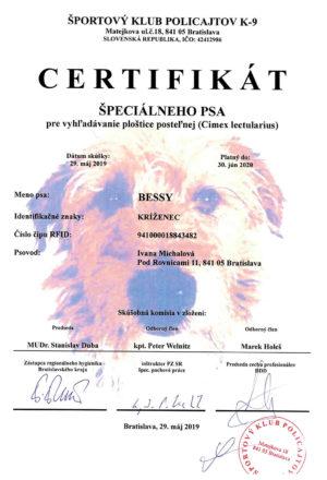 certifikat-specialneho-psa-plostice-bessy